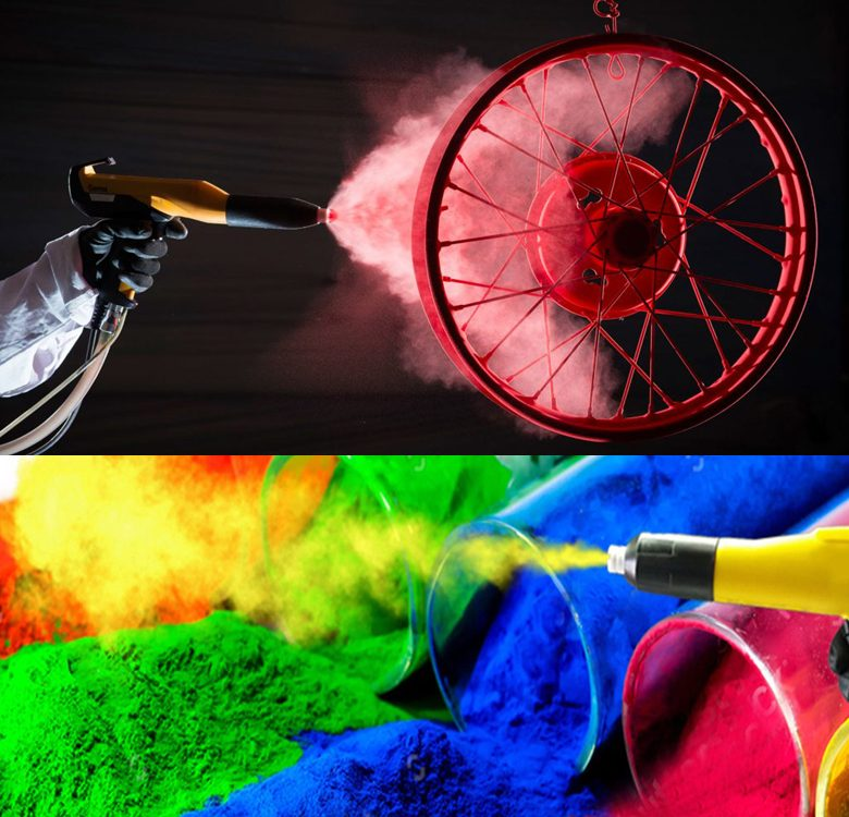 profil powder coating