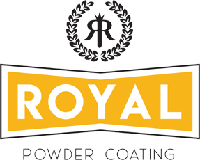 Logo Royal Powder Coating